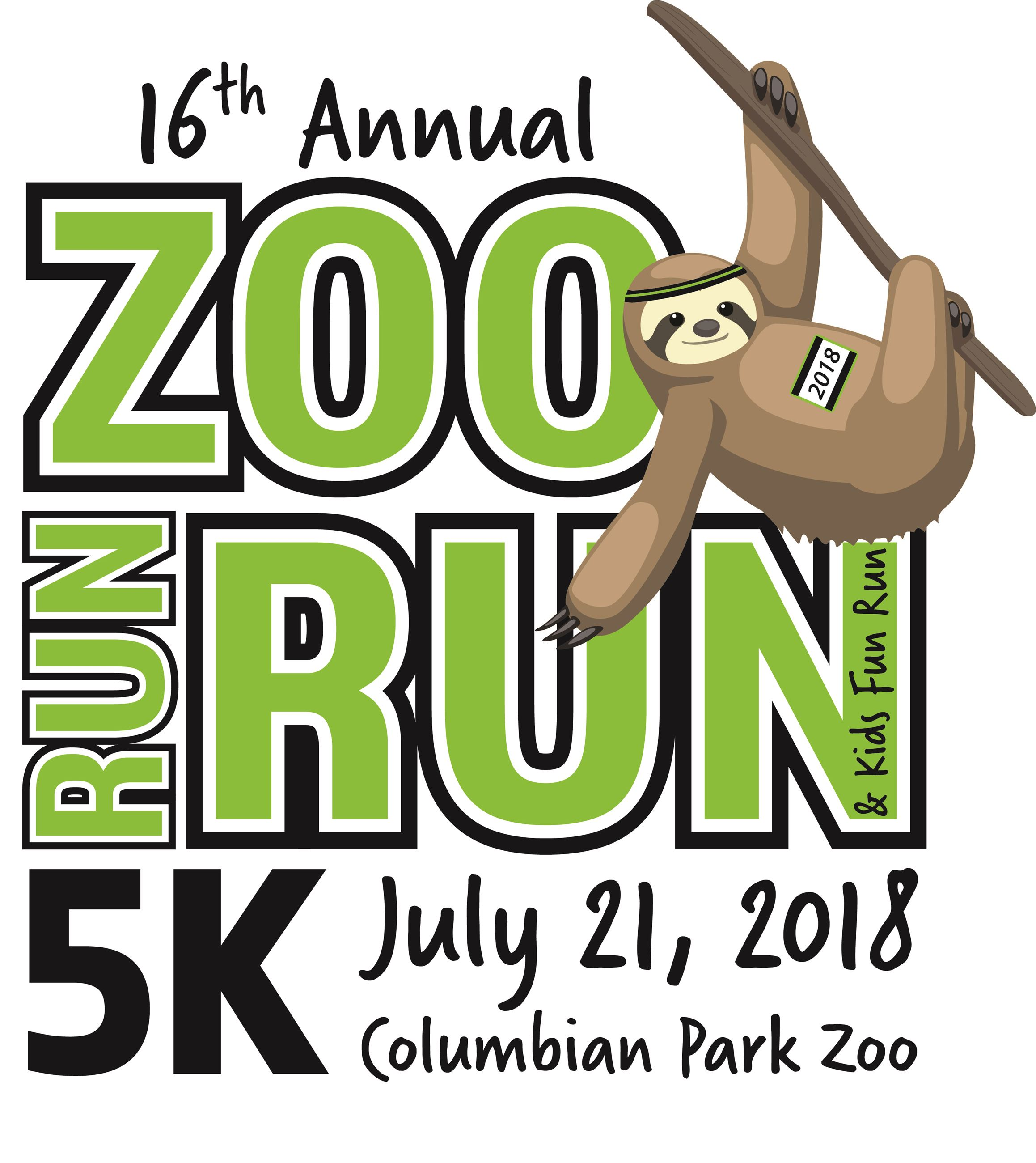 Zoo Run Run Logo 2018